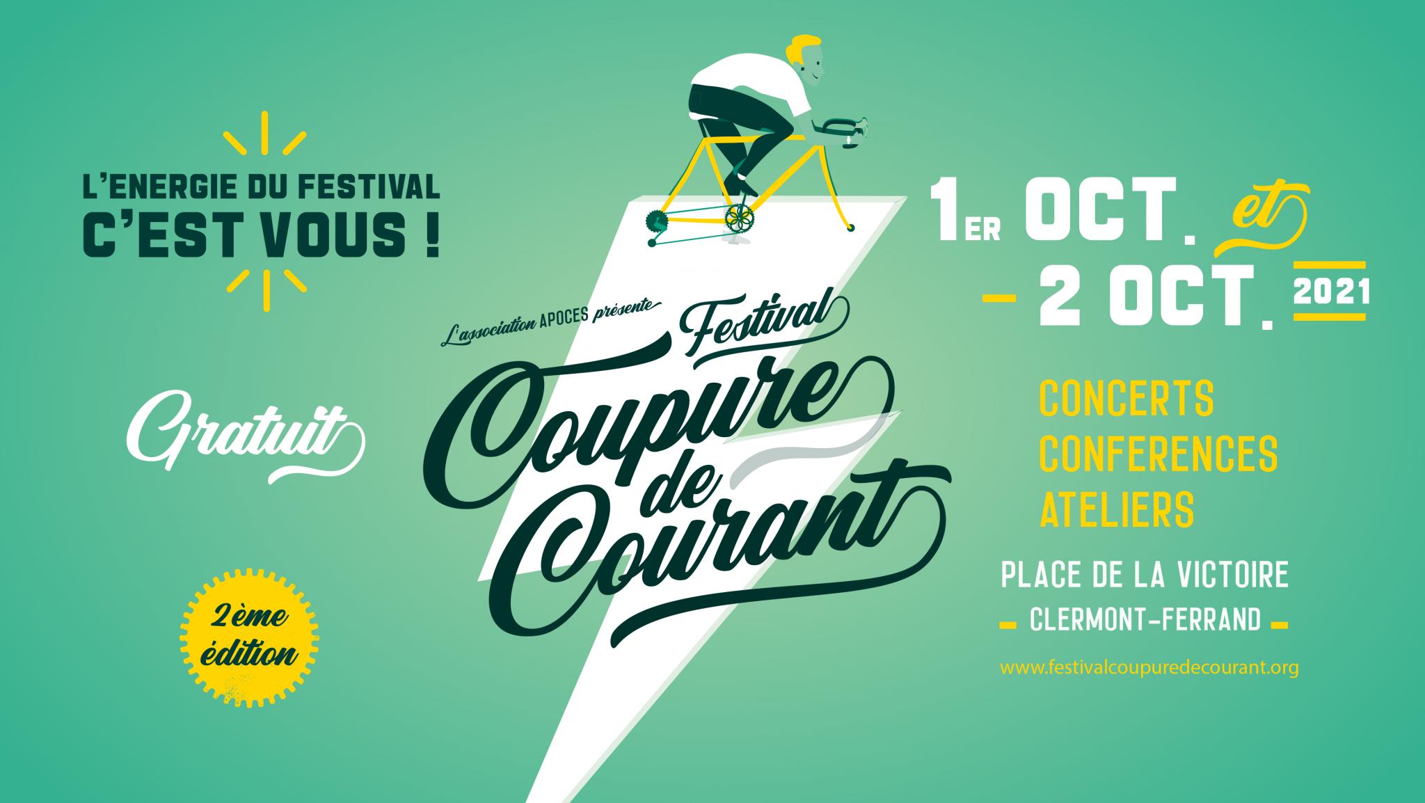 Festival Coupure de Courant