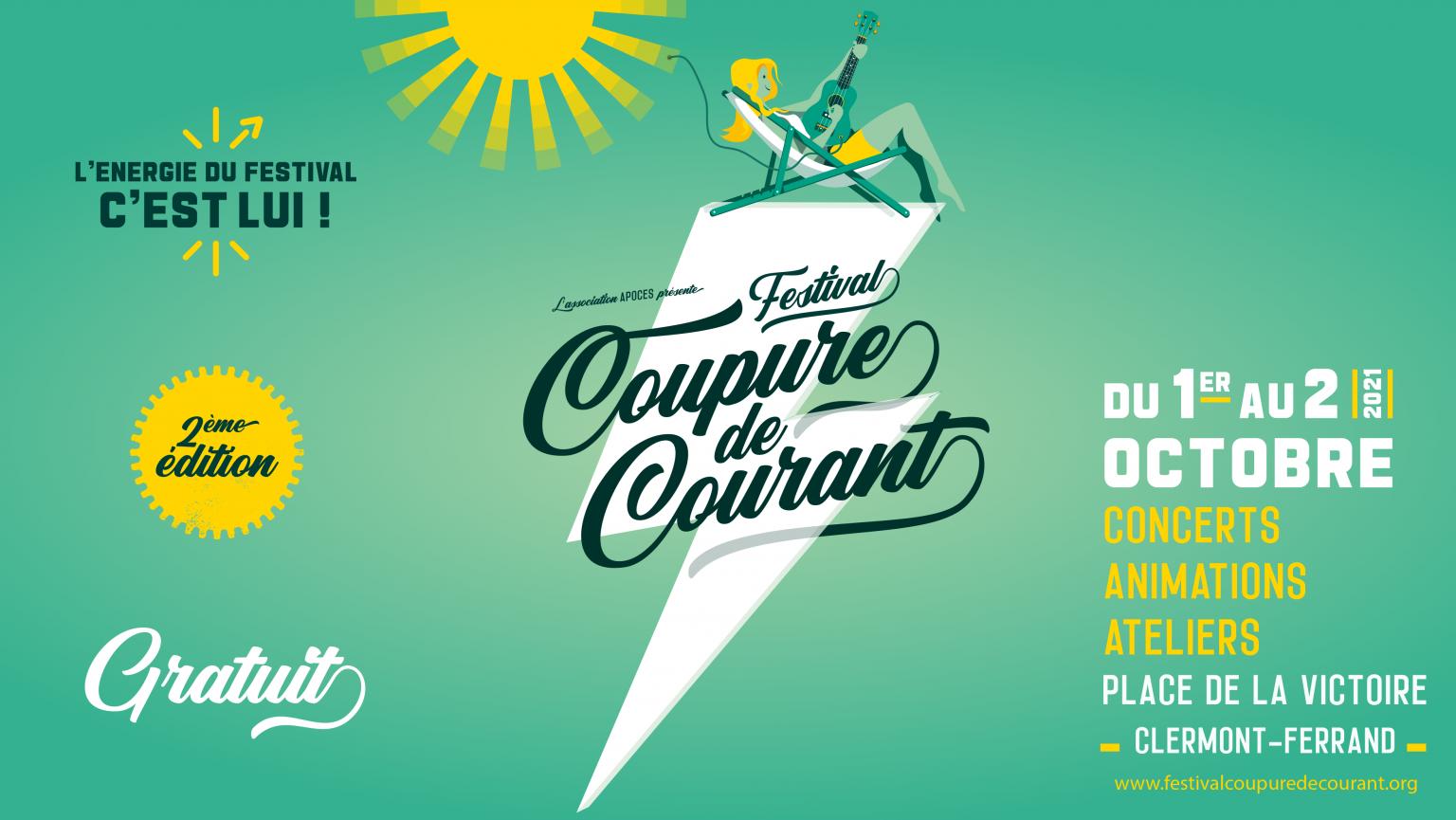 Coupure de Courant Festival
